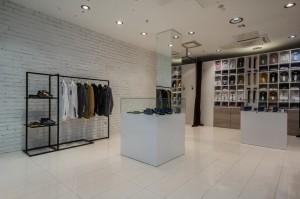 Vielius Fashion House interjero projektavimas ir baldų gamyba