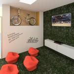Lounge zona